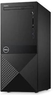 Dell Vostro 3670 MT Core i3 th Generation Computer 4GB RAM 1TB HDD DVD