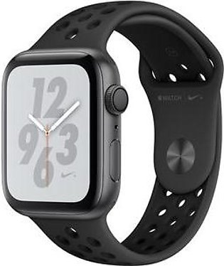 Apple Watch MU6J2 40mm Series 4 Space Gray Aluminum Case with Anthracite/Blac...