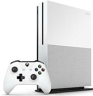 Xbox One S 1 TB with bundle of games