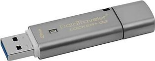 Kingston DT LP G3 8GB USB v3.0 Data Traveler + Automatic Data Security Locker