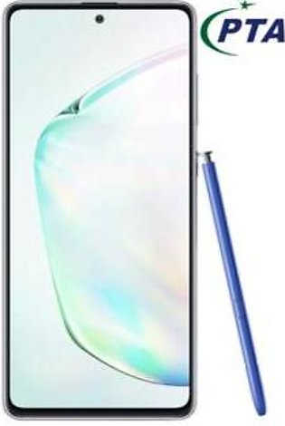Samsung Galaxy Note 10 Lite 6GB RAM 128GB Storage International Warranty
