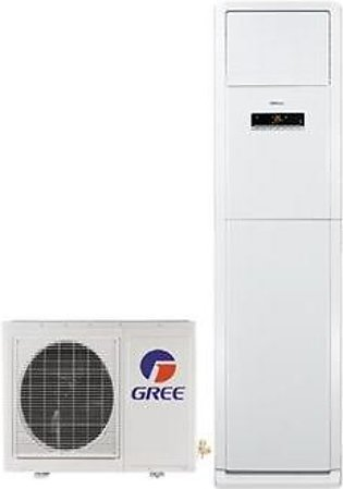 Gree GF-48FWITH 4 Ton Heat & Cool Floor Standing Air Conditioner
