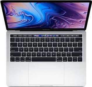 Apple MacBook Pro MV9A2 With Touch Bar Core i5 8th Generation 8GB RAM 512GB SSD (13-inch, Silver, 2019)