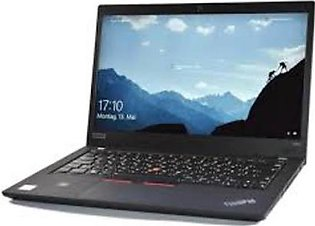 Lenovo ThinkPad T490 Core i7 8th Generation 16GB RAM DDR4 512GB SSD