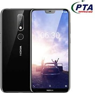 Nokia 6.1 Plus Dual Sim Mobile 4GB RAM 64GB Storage