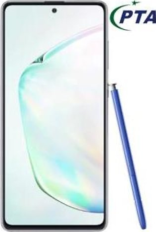 Samsung Galaxy Note 10 Lite 8GB RAM 128GB Storage Official Warranty