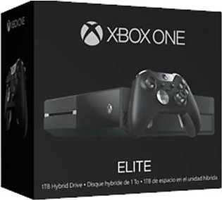Xbox One  Elite Bundle 1TB Hard