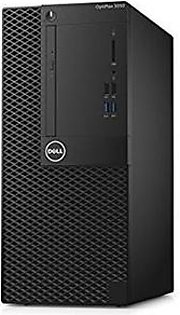 Dell Optiplex 3050 MT Core i5 7th Generation Desktop Computer 4GB DDR4 1TB HDD