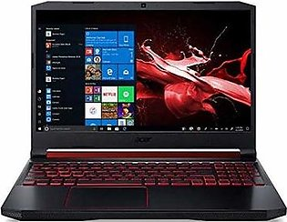 Acer Nitro 5 AN515-54-76FH Gaming Laptop Core i7 9th Generation 12GB RAM 1TB HDD + 128GB SSD 4GB GTX 1650 Full HD IPS