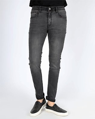 SUPER SLIM STRETCH DENIM JEANS