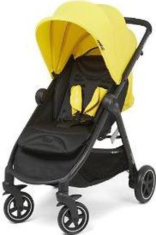 mothercare amble stroller - yellow