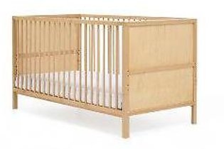 mothercare balham cot bed - beech