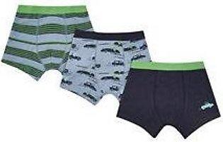 crocs and cars trunks - 3 pack