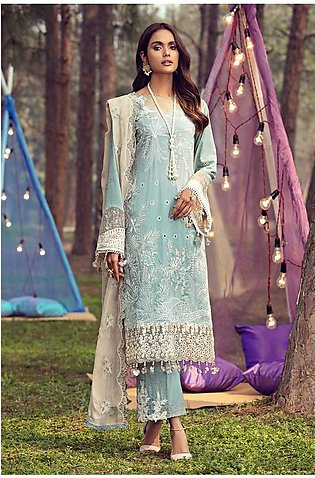 2797-TROPIC-BREEZE EMBROIDERED LAWN UNSTITCHED