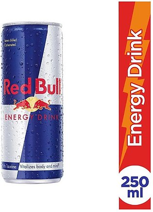 Red Bull - Red Bull Drink Can - 250ml