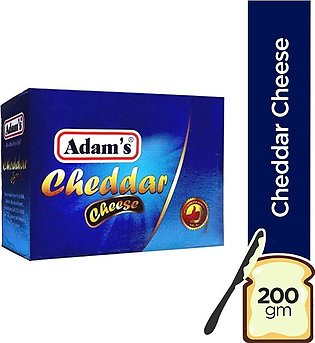 Adam's - Adam's Cheddar Cheese - 200gm