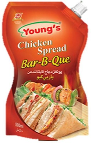 Young's - Young's French Chicken Spread BBQ - 500ml