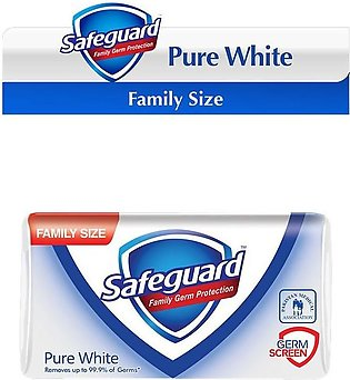 Safeguard - Safeguard Pure White Soap - 145gm