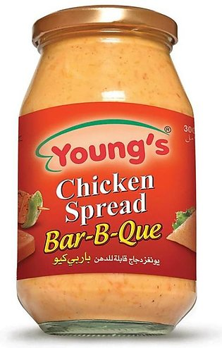 Young's - Young's French Chicken Spread BBQ - 300ml