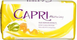 Capri - Capri Moisturizing Aloe-Nurture Extracts Soap - 165gm