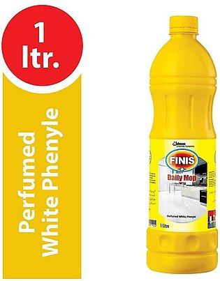Finis - Finis Daily Mop Perfumed White Phenyle - 1Ltr
