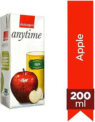Anytime - Anytime Apple Juice - 200ml