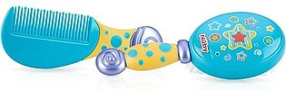 Nuby - Nuby Comb and Brush Set