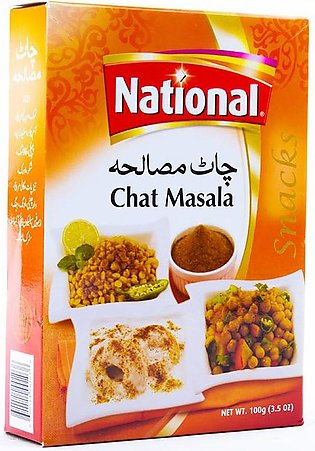 National - National Chat Masala - 100gm