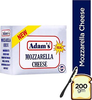 Adam's - Adam's Mozzarella Cheese - 200gm