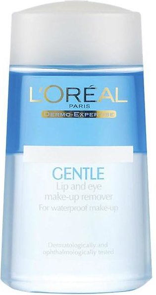 L'Oreal - L'Oreal Paris Makeup Remover and Lips For Waterproof Makeup - 125ml