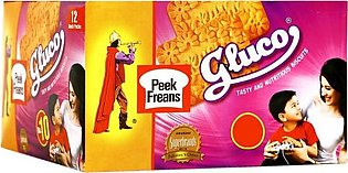Peek Freans - Peek Freans Gluco Snack Pack (Pack of 12)