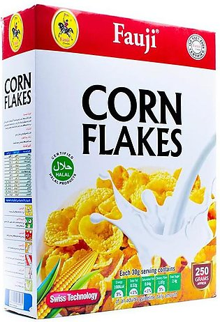 Fauji - Fauji Corn Flakes - 250gm