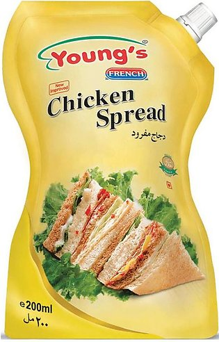 Young's - Young's Chicken Spread - 200ml