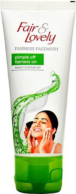 Fair & Lovely - Fair and Lovely Pimple Off Fairness On Face Wash - 50gm