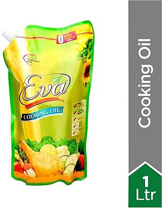 Eva - Eva Cooking Oil - 1Ltr