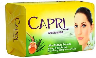 Capri - Capri Moisturizing Aloe-Nurture Extract Soap - 150gm