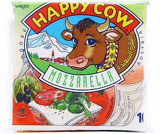 Happy Cow - Happy Cow Slice Cheese Mozzarella 10 Slices