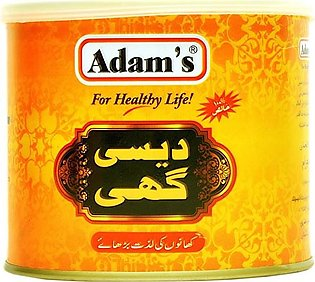 Adam's - Adam's Desi Ghee Tin - 500gm