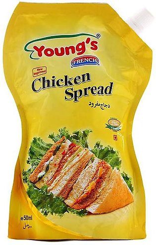 Young's - Young's French Chicken Spread Pouch - 500ml