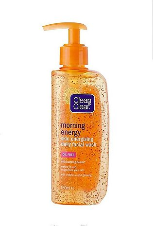Clean & Clear - Clean and Clear Morning Energy Skin Energising Facial Wash - ...