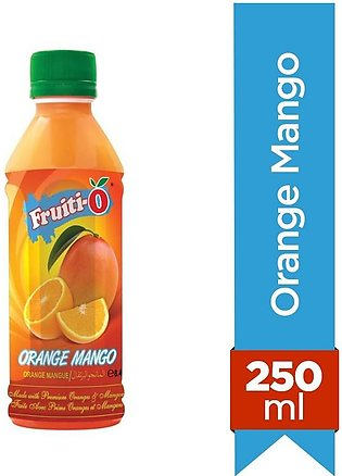 Fruiti-O - Fruiti-O Orange and Mango Juice - 250ml