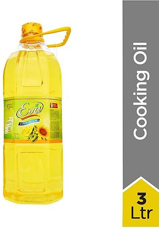 Eva - Eva Cooking Oil - 3Ltr