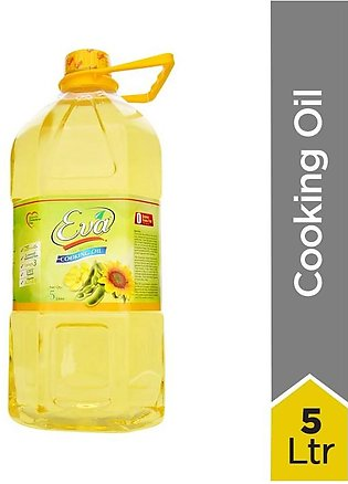 Eva - Eva Cooking Oil - 5Ltr