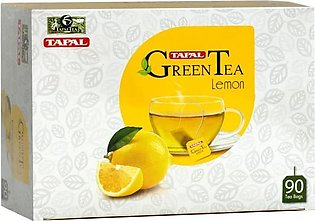 Tapal - Tapal Green Tea Lemon (Pack Of 90)