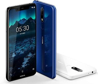 Nokia | 5.1 Plus - 32GB :1y