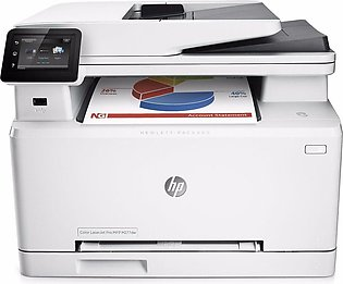 HP | LaserJet Pro - M277dw All-in-one Color Printer