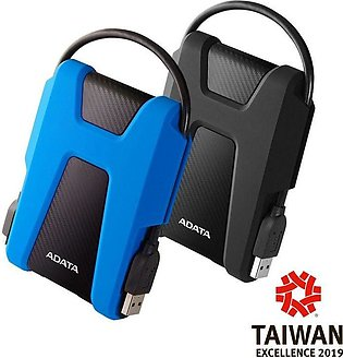 ADATA | HD680 - 1 TB Military-Grade Shock-Proof External Hard Drive