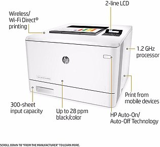 HP | M452dn - Color LaserJet Pro Printer