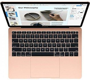 "Apple | MacBook Air (2019) - 13"" MVFM2 Gold with Touch ID"