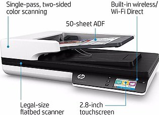 Hp | Scanjet Pro 4500 - FN1 Network Scanner